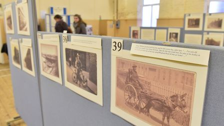 'The Grit' project is designed to celebrate days gone by and teach people about Lowestoft's former g