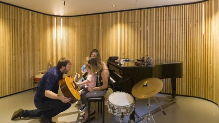 Nordoff Robbins Music Therapy Centre