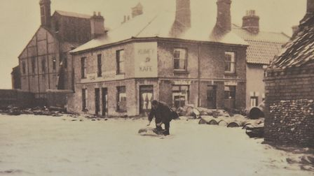 'The Grit' was once a booming beach village. Picture: Nick Butcher