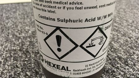 There are mounting demands for a change in the law to ban the sale of super-strength acids to anyone