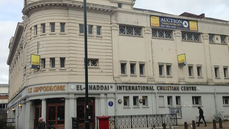 The Golders Green Hippodrome has been bought by an Islamic charity