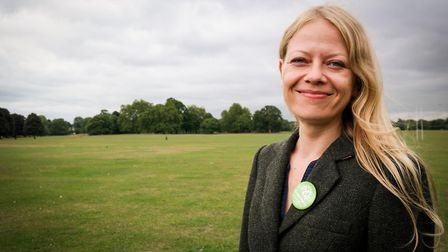 Councillor Sian Berry has campaigned for the Council to look at community-led strategies as part of