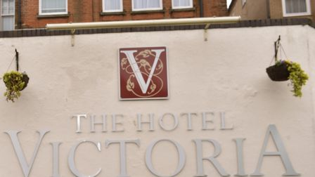 The Hotel Victoria in Lowestoft will host the special visit. PHOTO: Nick Butcher