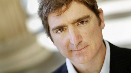 Marcel Theroux. Picture: Sarah Lee