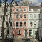 This home in Chalcot Square was on the market with Aston Chase for �6,250,000. The Stamp Duty would