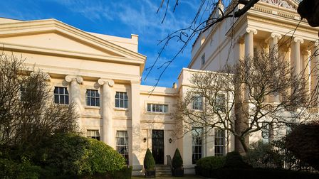 Gloucester Lodge in Gloucester Gate, NW1 had an asking price of £12,950,000, with SDLT netting £1,46