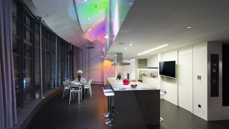 With the penthouse in The Glass Building, NW1 selling for �3.5 million, the Stamp Duty would total �