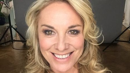 Actress Tamzin Outhwaite has joined neighbours in Crouch End to object to plans to restore Hornsey T