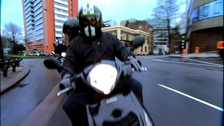 Moped-enabled crime has been causing trouble throughout London. Picture: PA ARCHIVE/ PA IMAGES