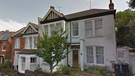 Residents have objected to plans to demolish 76 Woodland Gardens (right) Picture: Google Street View