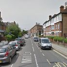 Mill Lane in West Hampstead will be closed for resurfacing works Picture: Google Street View