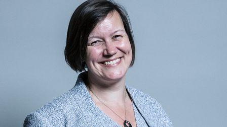 Meg Hillier: 'It was fantastic to welcome the families to Hackney'. Picture: Parliament/Creative Com