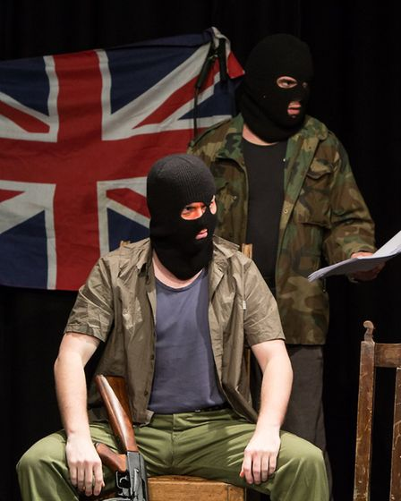 The Response play will be performed at the Seagull Theatre, Pakefield. Pictures: Charlie Ketchen Pho