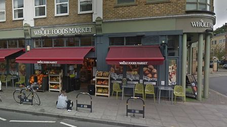 Whole Foods in Stoke Newington High Street. Picture: Google Maps