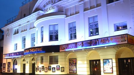 The Marina Theatre, Lowestoft. Picture: Mick Howes