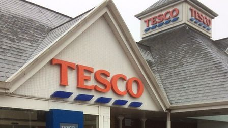 The Tesco store in Gunton, which is organising the quiz. Picture: Courtesy of Team Lauren Lou