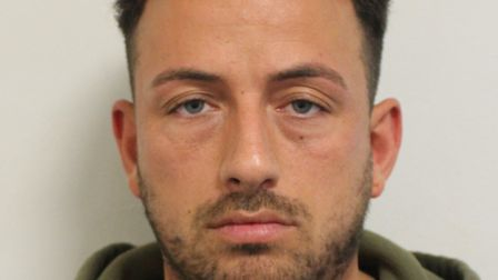 Ben Papantoniou was sentenced to 30 months in prison for fraud, burglary and theft
