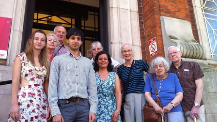 The Friends of Muswell Hill Library are afraid they may lose their historic, listed building.