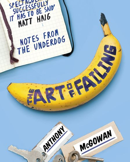 The Art of Falling by Anthony McGowan