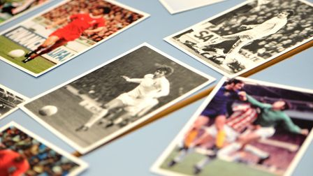 The launch of Sporting Memories at Ipswich Library. Groups will be running at Lowestoft Library from