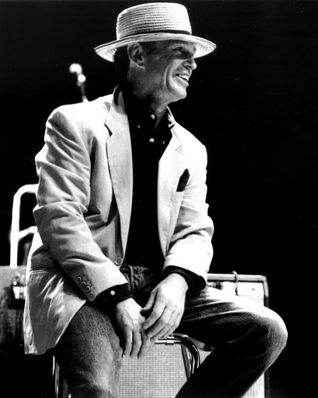 Sixties rhythm and blues legend Georgie Fame will open Southwold Arts Festival this year