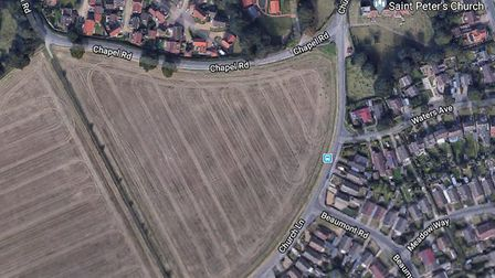 A decision surrounding the proposed development of 78 new homes in Carlton Colville has been deferre