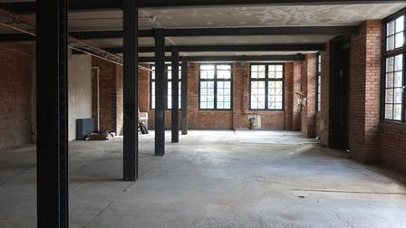 The renovation is expected to cost upwards of £300,000 and be done by January. Picture: Jonny Garret