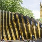 The winning design for a new Holocaust memorial has been announced. Picture: ADJAYE ASSOCIATES