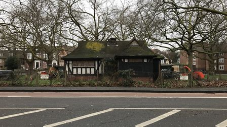 Hackney Council approved planning permission for the toilet block change of use in March 2016. Pictu
