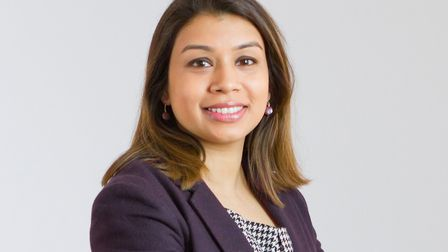 Tulip Siddiq MP said domestic violence victims were 'often frustrated by the limited access to servi