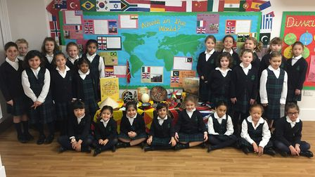 Multi-cultural week at St Anthony's School for Girls