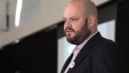 Mayor of Hackney Phil Glanville: 'Council tax changes not an easy decision.' Picture: Gary Manhine/H