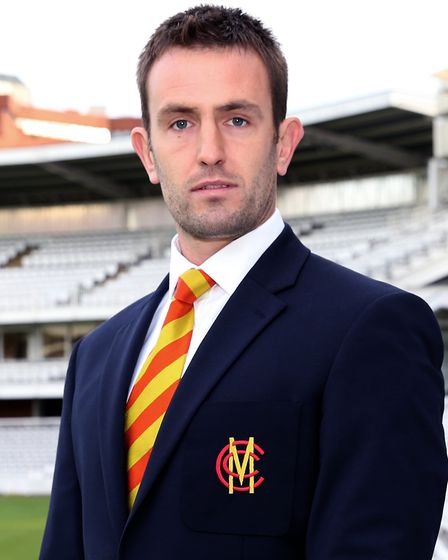 Hampstead's Steven Clark is in the MCC squad for their tour of Tanzania and Kenya (pic MCC)