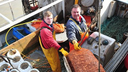 The East Anglian fishing industry will make plans to capitalise on the opportunities presented by Br