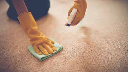 Buying the right carpet can be tricky says Jane