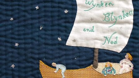 Images of The Sleep Quilt