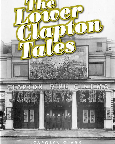 The front cover of The Lower Clapton Tales