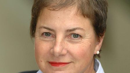 Suffolk County Council deputy leader Jane Storey. Picture: Suffolk County Council.