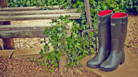 These supremely comfortable wellies will put a smile on any gardeners face