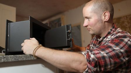 There are so many different safes to choose from, including ones that are fire and water-resistant