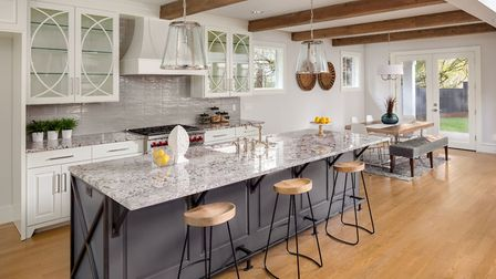 Kitchen extensions are popular because a kitchen is at the heart of most homes and the majority of p