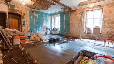Before extending, ask for a builders advice before speaking to an architect
