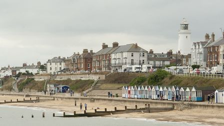 Southwold Promenade.PHOTO: Nick Butcher