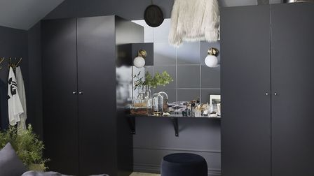 Valter/Ekby Hemnes Wall Shelf, Lots Mirror and other items, Ikea