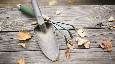 It's important to look after your gardening tools to make sure they last as long as possible