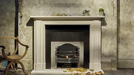 Visit the new showroom for a variety of stylish fire surrounds
