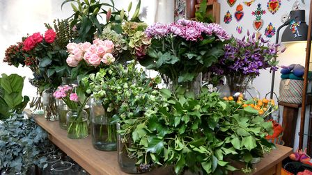 Highgate Flowers on Archway Road