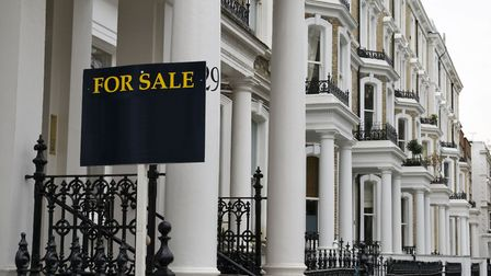 The fall in asking prices is likely to continue into the new year, according to north London estate