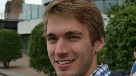 Josh Green, co-founder of Breadcrumbs. Picture: Josh Green