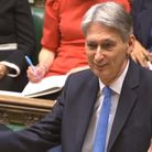 Chancellor Philip Hammond delivers his budget in the House of Commons Picture: PA Wire